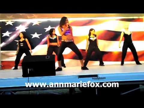 Fort Bragg Concert Footage ft. TeamVixen Dancers