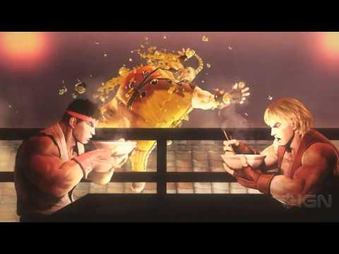The Street Fighter X Tekken Battle We've All Been Waiting For