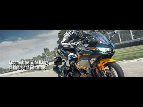 2018 Kawasaki Ninja 400 in Zephyrhills, Florida