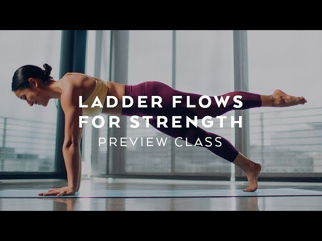 Strength Flow: Power Vinyasa Yoga Class with Briohny Smyth