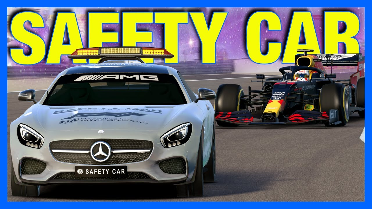 F1 2020 MY TEAM CAREER : SAFETY CAR IS OUT!! (F1 2020 PART ...