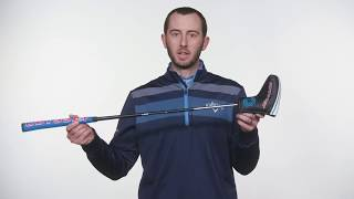 Triple Track 2-Ball Putter-video