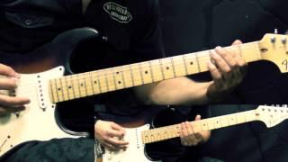 Heart - Barracuda - Rock Guitar Cover