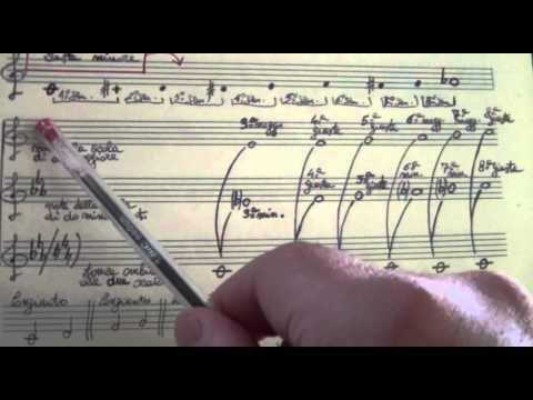 Acazdemicus_ Lezione Armonia 1 _ Intervalli (prima parte)