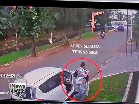 Polda Metro Jaya rilis perampokan di Pulomas dari rekaman CCTV - iNews Petang 06/01