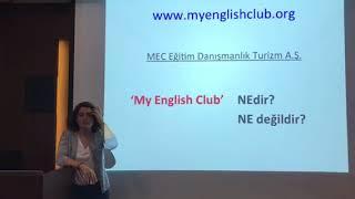 My English Club nedir? Ne değildir?