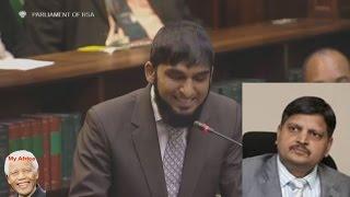 "FUNNY - DA Member ""Looks Like A Gupta"""