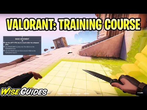 Valorant Full Training Course Gameplay 1080p HD - YouTube