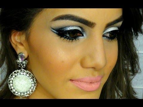 Maquiagem Reveillon