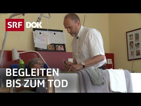 Der Sterbebegleiter | Palliativmedizin im Sterbehospiz | Reportage | SRF DOK