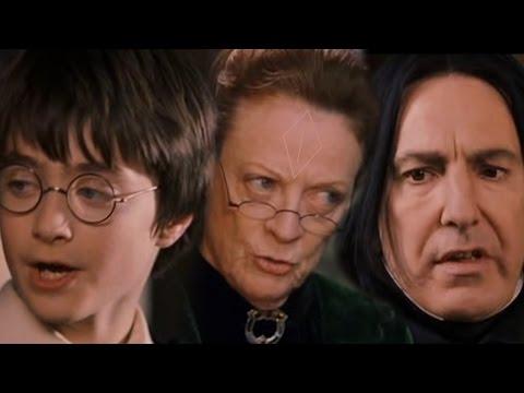 Harry Potter - Úča píča (CZ Dabing)