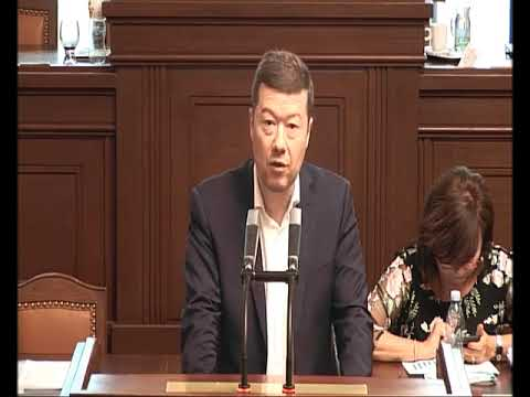Tomio Okamura: Vládě neustále chybí peníze na potřebné sociální služby.