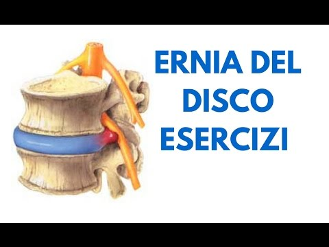Video Massaggio in osteocondrosi del video cervicale e toracico della colonna vertebrale