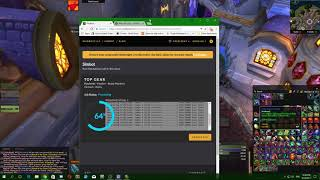 How to use simc/raidbots and little talk about warcraft logs (Part 1)