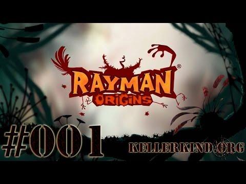 Rayman Origins #1 – Schwachsinn auf ungeahntem Niveau ★ Jhief Plays Rayman Origins [HD|60FPS]