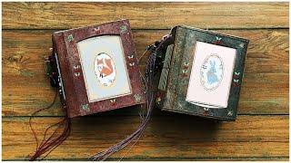 Woodland Fairytale Journals | Handmade Journals