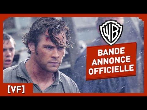 Au Coeur de l'Océan - Bande Annonce Officielle 2 (VF) - Chris Hemsworth / Ron Howard