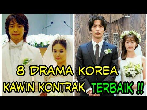 8 Drama Korea Tema