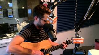 Josh Kaufman - All Of Me (on the Smiley Morning Show)