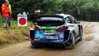 M-Sport Return To Rally Stages 2020 Review