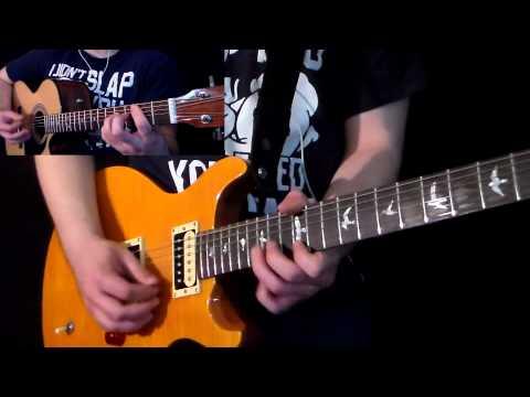 Santana Ft. Rob Thomas - Smooth (Guitar Cover)