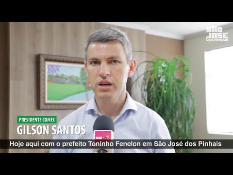 Comec reforça compromisso para a construção do novo terminal Afonso Pena em São José dos Pinhais