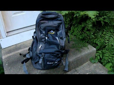 Gohyo 60L Hiking Backpack Review