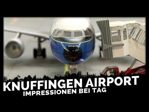 Makieta portu lotniczego