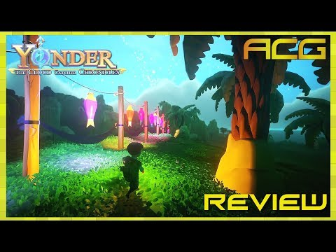 """Yonder: The Cloud Catcher Chronicles Review """"Buy, Wait for Sale, Rent, Never Touch?"""" - YouTube video thumbnail"""