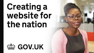 Creating a website for the nation