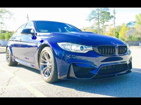 2016 BMW M3 Sedan Full Review / Start Up / Exhaust / Test Drive / Plus Bonuses