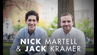 Nick Martell & Jack Kramer: Scaling Your Side Hustle While Working/Studying Full-Time