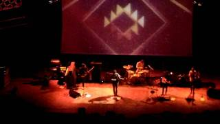 Montezuma & He Doesn't Know Why- Fleet Foxes [Live] [HD]