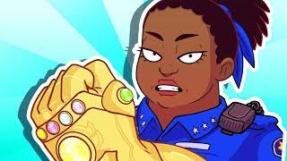 Yo Mama so Strict! Thanos - Avengers: Infinity War