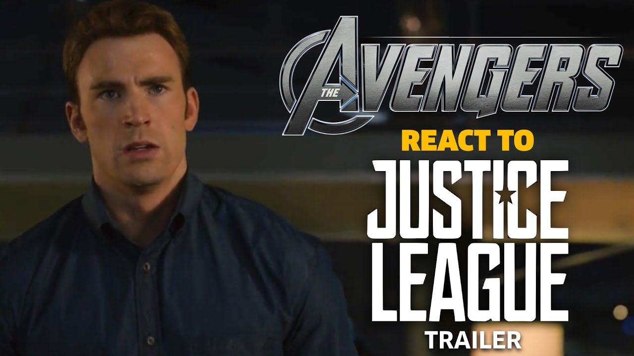 The Avengers React To The Justice League Trailer