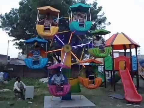 Sun N Moon Rides for Children