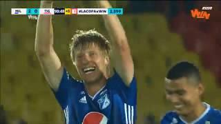 Millonarios Vs Tigres (2-0)   Copa Aguila 2019 - Fecha 6