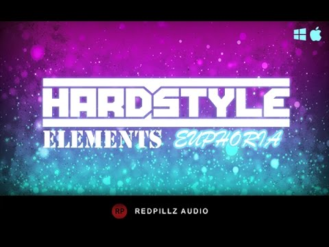 HARDSTYLE Elements Euphoria ABLETON LIVE PROJECT