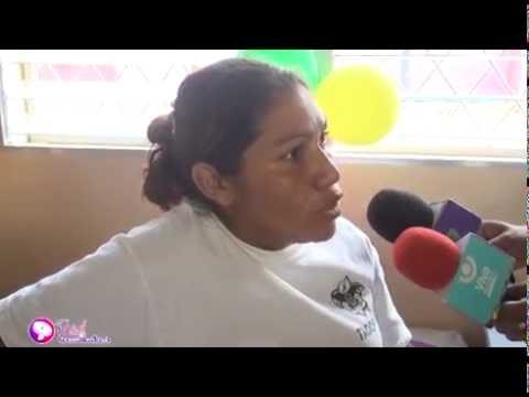Inauguracion Casa Materna en La Paz centro