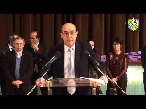 Discours des voeux du maire 2013