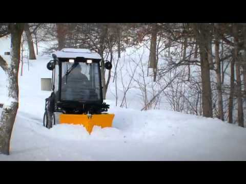 Toro Groundsmaster® 360 Winter Attachment Preview