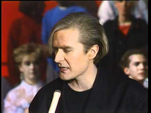 Dick Clark Interviews ABC - American Bandstand 1986