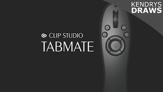 clip studio tabmate overview