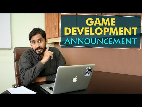 Game Development Course Announcement - Become a Game ...