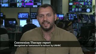 From BBC News: Exposing The Global Reach of So-Called Conversion Therapy