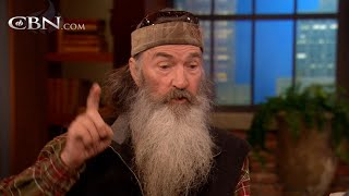 'Duck Commander' Phil Robertson on 10 Lies the Devil Is Using to 'Destroy' America