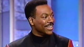 Eddie Murphy on the Arsenio Hall Show with Michael Jackson Appearance (1989)