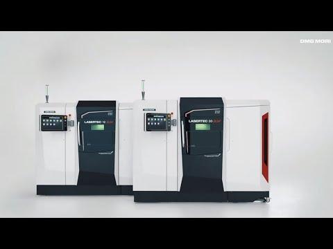LASERTEC SLM: Additive Manufacturing by DMG MORI