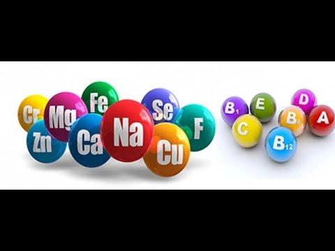 Витамины, микроэлементы, аминокислоты и здоровье!