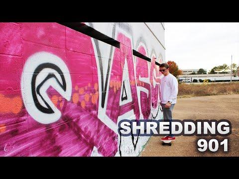 Shredding 901| Toby skatepark | Memphis